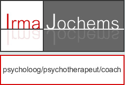 logo Irma Jochems, Practice for Psychotherapy, Psychology, Coaching, The Hague